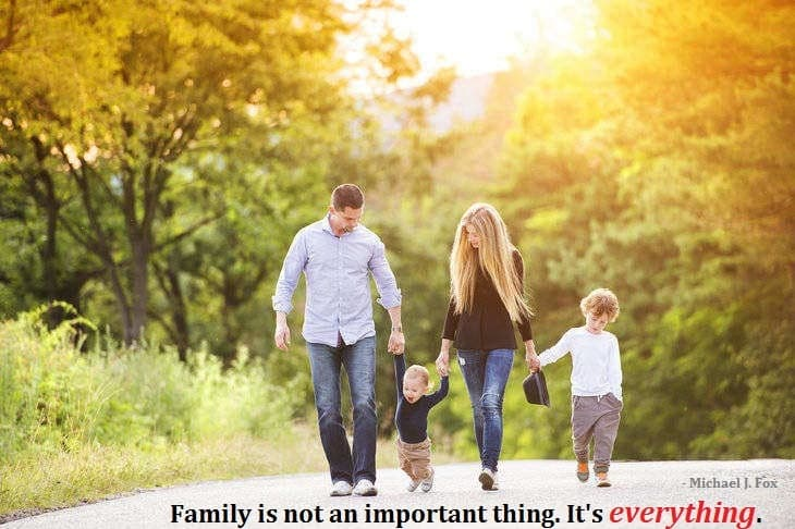 family is love essay relationship