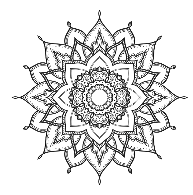 FREE COLOURING PAGES: 5 stunning mandalas to colour from ...